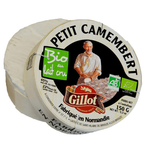 Camembert Normand au lait cru