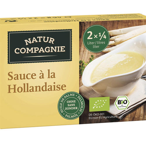 Sauce Hollandaise 100% naturelle